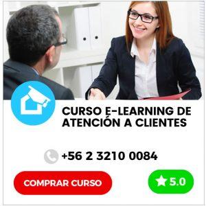 Curso E-learning de Atención a Clientes