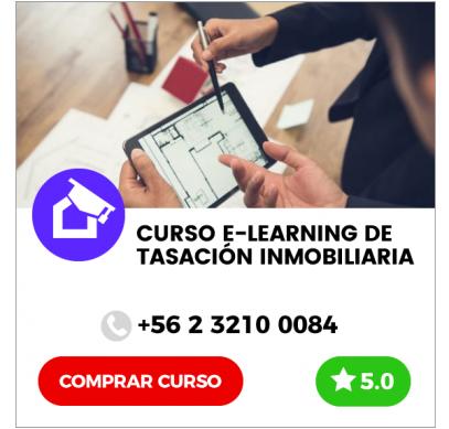 Curso E-learning de Tasación Inmobiliaria